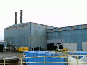 LWD Hazardous Waste Incinerator